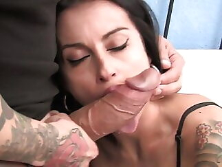 I like to be a swinger... blowjob xxxvideo