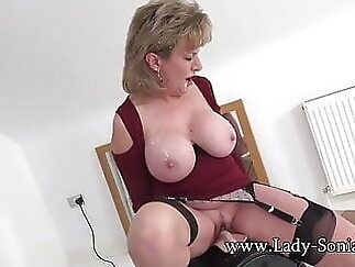 Sexy Lady amateur xxxvideo